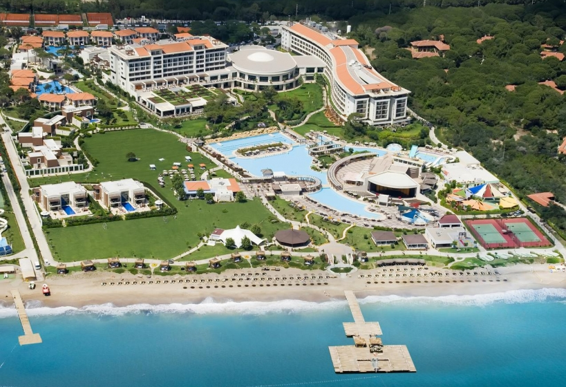 Ela quality resort belek antalya turcia andrada tours for Piscine 07500